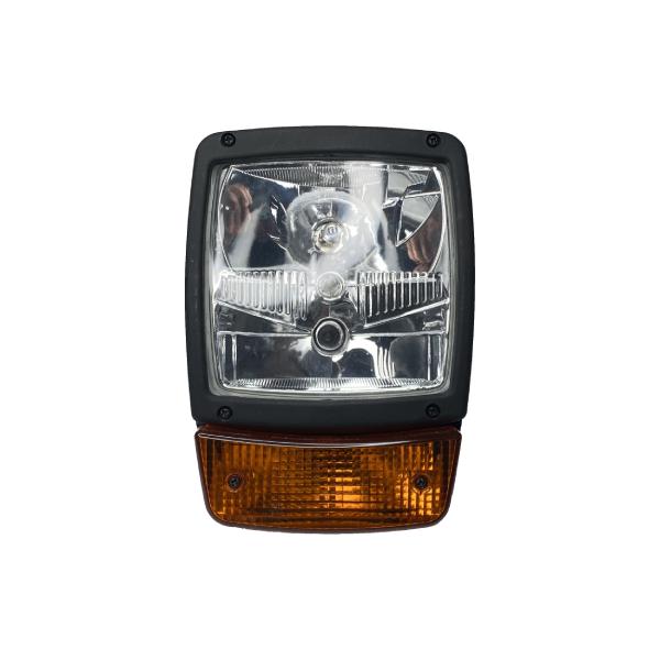 700/38500 Pravý svetlomet so smerovkou JCB 3CX, 4CX